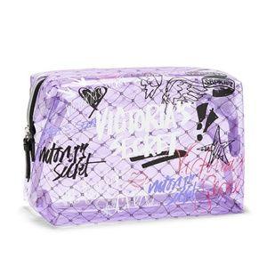 Victoria's Secret Pink Graffiti make-up bag